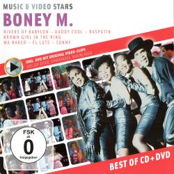 Boney - Music Video Stars DVD