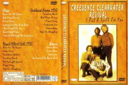 Creedence Clearwater Revival - I Put A Spell On You 1970