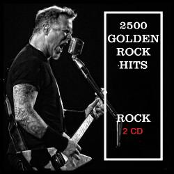 VA - 2500 Golden Rock Hits (2CD)